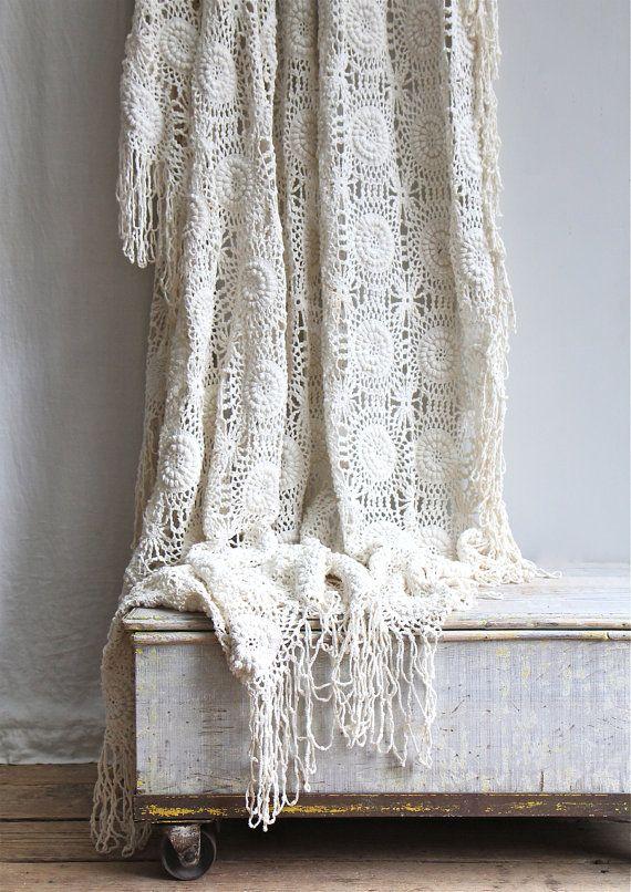✔Crochet blanket