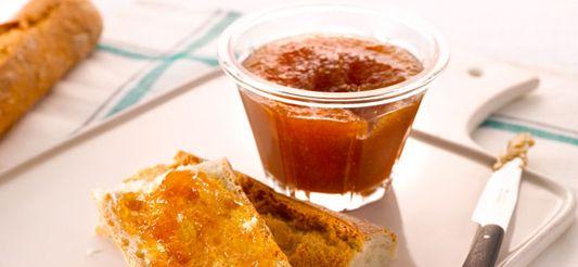 Delhaize - Confituur van appels met kaneel (en met Calvados)