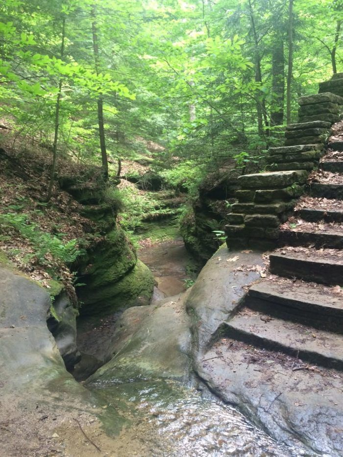 The One Place In Indiana That Looks Like Something From Middle Earth