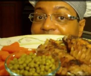 How To Cook Baked Turkey Wings with Creative Soul!