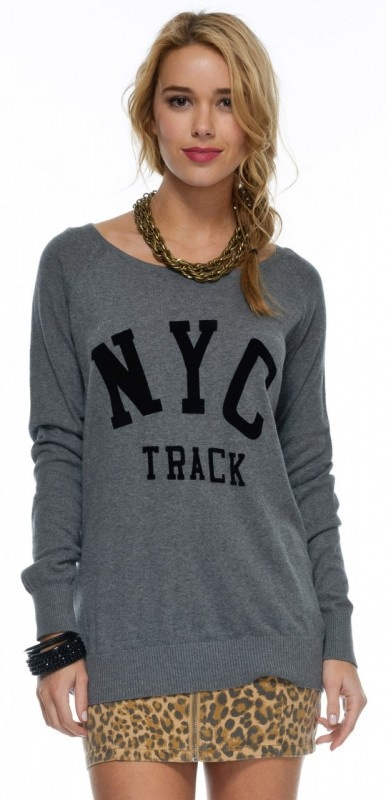 Carrie NYC Knit by Sass Now: $69.95