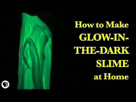 35 best diy slime recipes images on pinterest diy slime slime how to make glow in the dark slime youtube ccuart Gallery