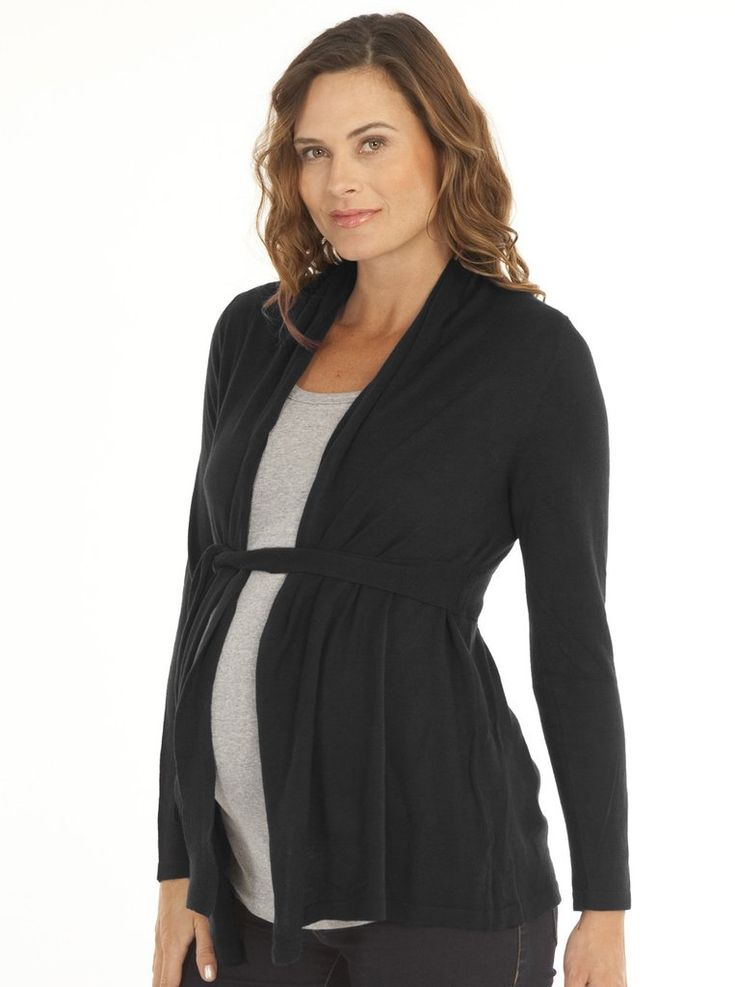 Perfect winter combo alert. Black Cardigan and Grey Tee, RRP $94.90, save $44.95 when you buy for just $49.95.