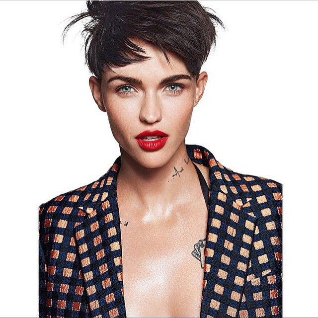 Ruby rose nye 2015