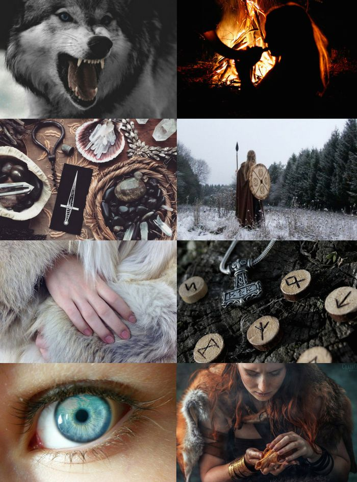 Witch Aesthetics // Norse (Viking) Witch
