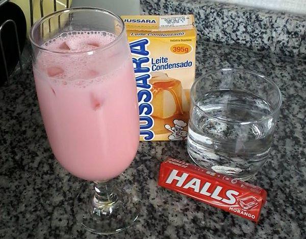 A Batida de Halls é deliciosa e fácil de fazer. Surpreenda seus amigos nas…