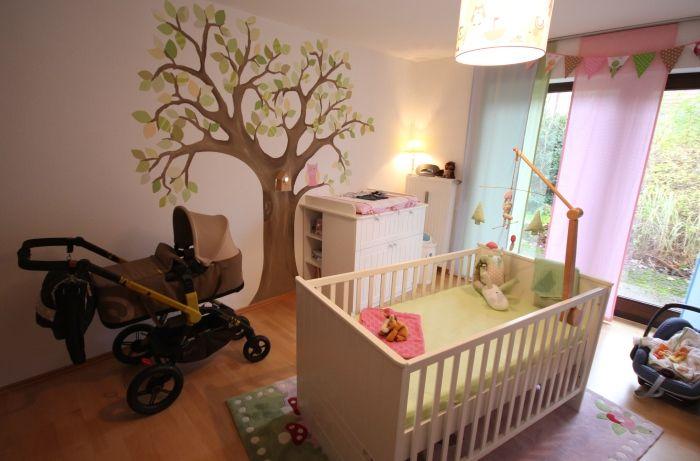 Unsere Kinderzimmerdeko