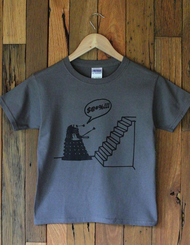 Childrens T-Shirt Dalek