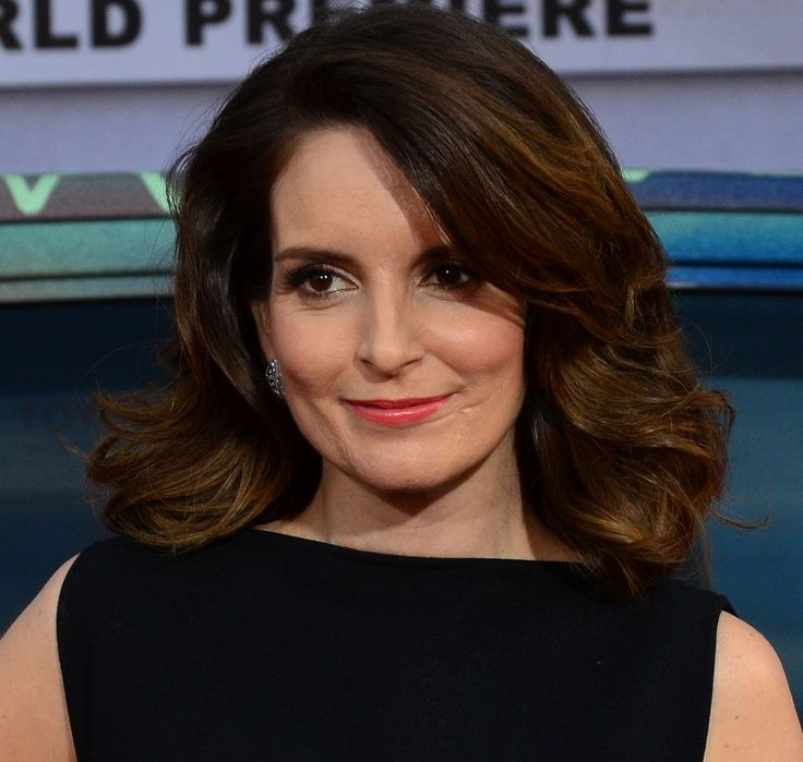 University of Virginia - Tina Fey (actress and writer)