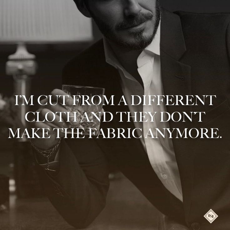 Gentleman Quotes www.gentlemans-essentials.com