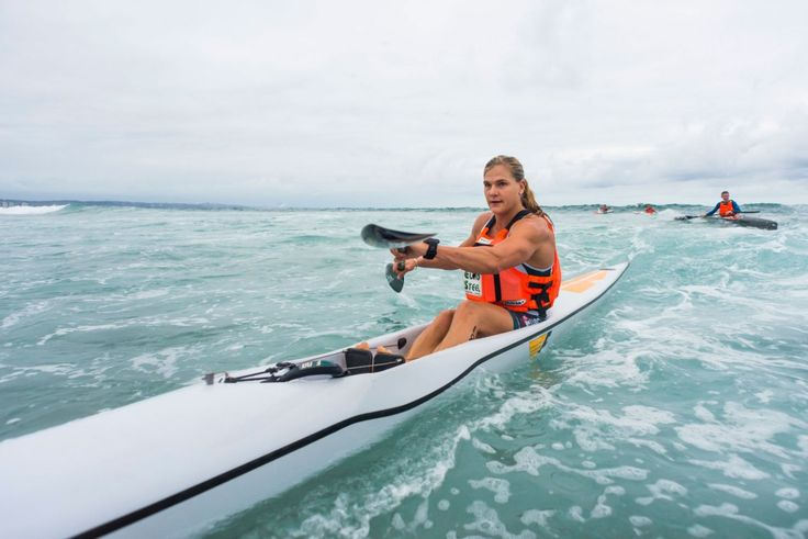 FNB Surfski Series continues to deliver Durban summer fun