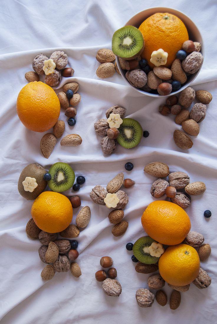 When fruits meet nuts ;-)