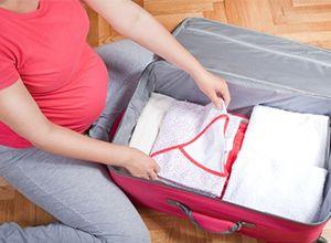 Valise de maternité : Quand la préparer et comment ?
