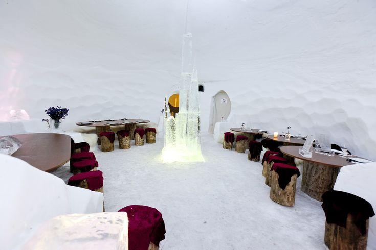 Igloo Hotel, Andorra