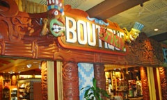 Bou-Tiki Merchandise Shop in Disney's Polynesian Resort