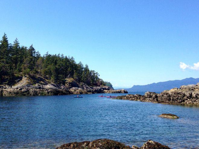 Halfmoon Bay, Sunshine Coast, BC