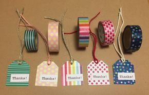 買ったけどあまり使う機会がない そんなマスキングテープがあったら 簡単ミニタグ、作ってみませんか? ハガキと文字スタンプとひも ハサミと穴あけパンチがあれば 簡単に作れます☆☆☆ こちらで紹介していただきました ありがとうございましたm(__)m ↓↓↓↓↓ 【毎日更新!】Today's Pick Up♪ 2016/9/30 https://limia.jp/idea/38228/