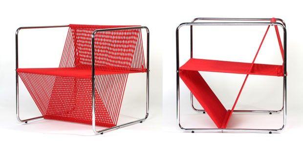 A cadeira de cordas de Matias Ruiz - Casa Vogue | Design