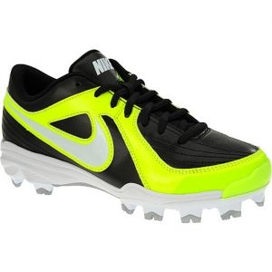SALE - Womens Nike Strike Softball Cleats Black - BUY Now ONLY $50.00