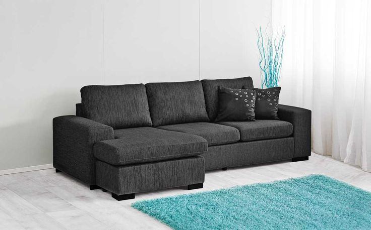 ADA 3 divaani, musta Diana-kangas. ADA-sohvat rentoon sisustamiseen, sohvilla on 2 vuoden runkotakuu. Laulumaa Huonekalut