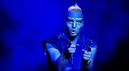 »Disneys Aladdin - The Musical« i Operaen