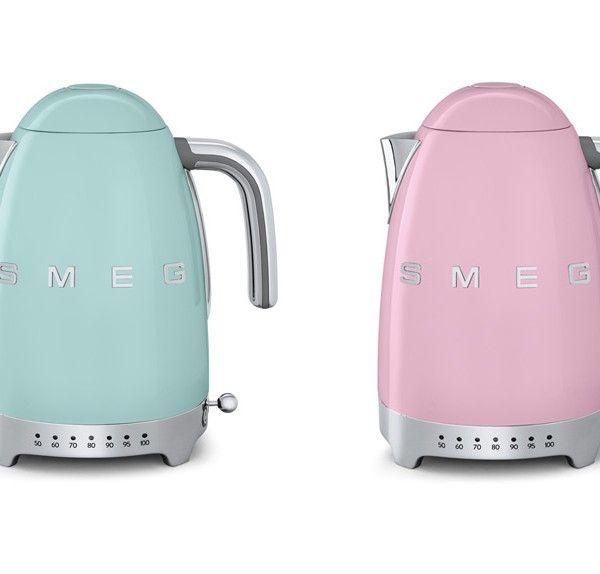 0-Smeg-50's-Retro Style kleine Haushaltsgeräte