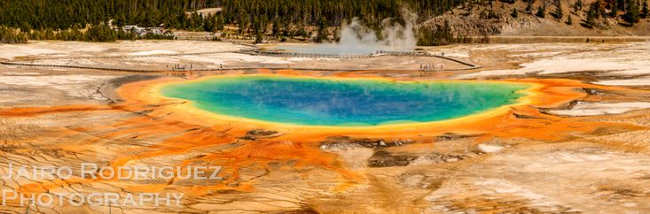 Photography guide to Yellowstone National Park