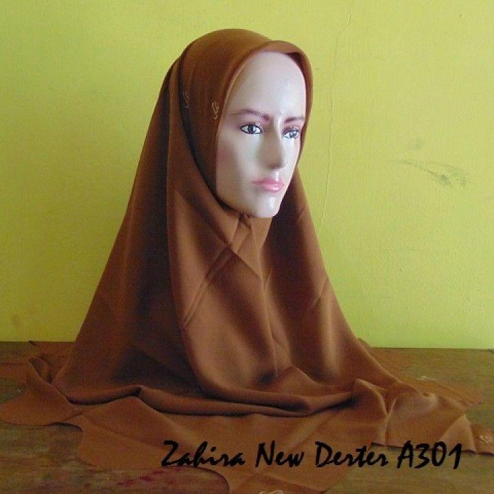 kerudung segi empat rabbani zahira new derter a301 size sbr br tersedia ukuran sbr tersedia warna sesuai gambar