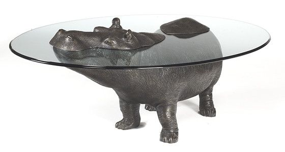 Hippopotamus Table