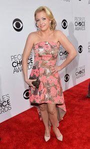 Melissa Joan Hart Fishtail Dress