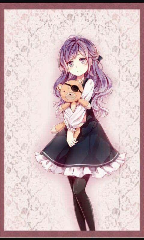 Female version of kanato from diabolik lovers anime girl boy