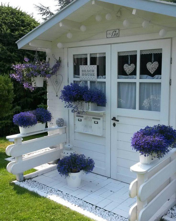 Белый интерьер дома и сад в Германии. Обсуждение на LiveInternet - Российский Сервис Онлайн-Дневников
