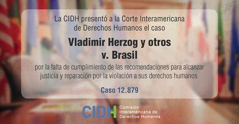 osCurve   Contactos : CIDH presenta caso sobre Brasil a la Corte IDH