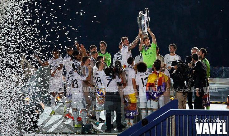 El campeón de Europa ofrece la Champions a la ciudad de Madrid | VAVEL.com