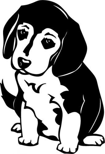 Kinderzimmer Wandtattoo | Hund