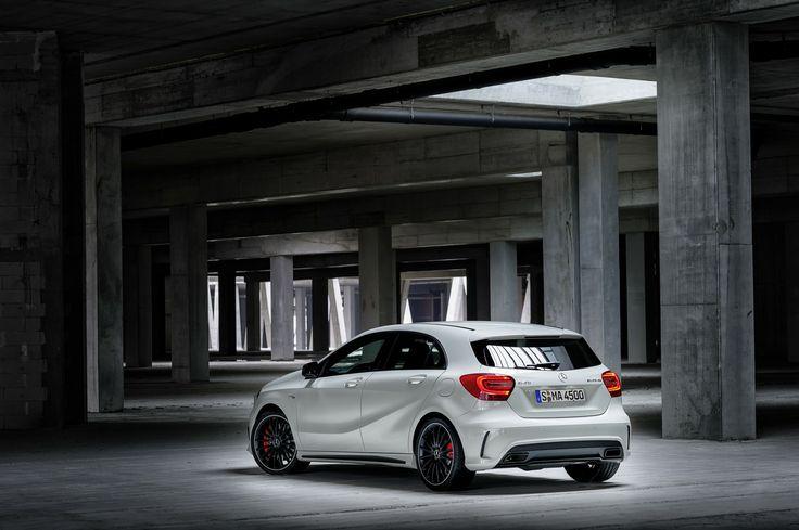 Foto de Mercedes-Benz A 45 AMG (9/24)