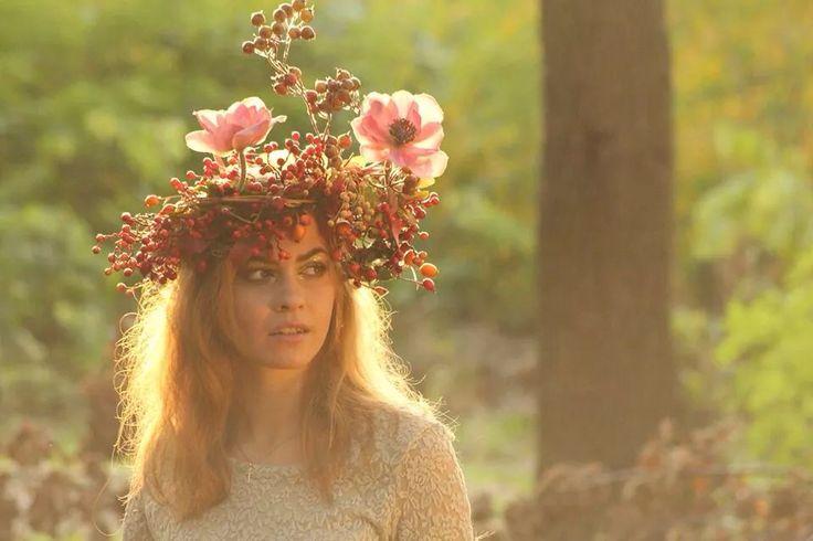 Wonderland  Photo: Krisztina Papp  Makeup: Andrea Muha  Model: Nóra Hári  Budapest 2014