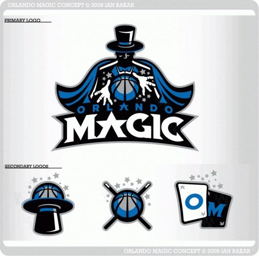 Orlando Magic #logo   American Sport Theme Logo   Mascot ...   530 x 524 jpeg 98kB