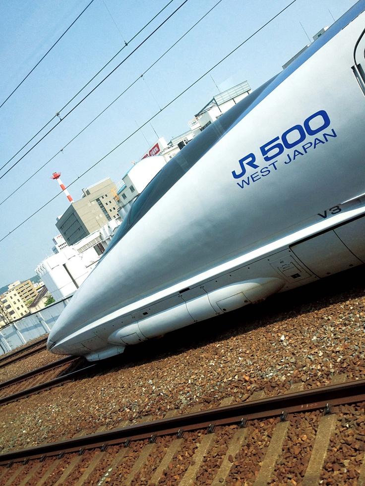 新幹線500系 Shinkansen 500 series