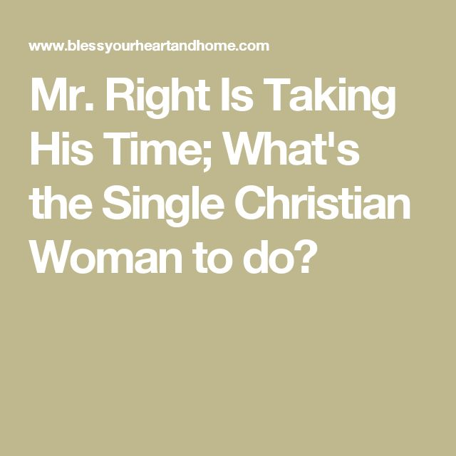 Christian dating his intention