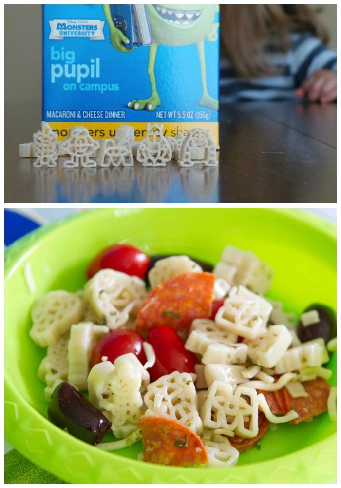 A Scary Fun Monsters University Party with Kraft Mac & Cheese
