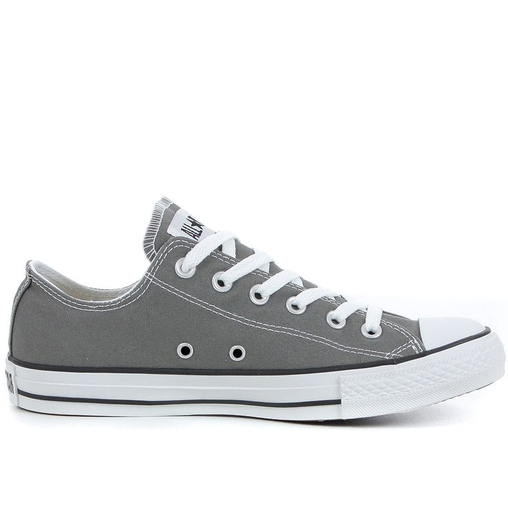 Converse gray this is where my obsession began now i - Graue converse ...