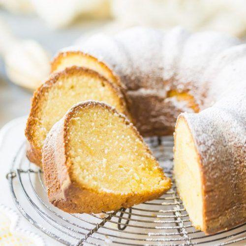 Paula Deen's Cream Cheese Pound Cake