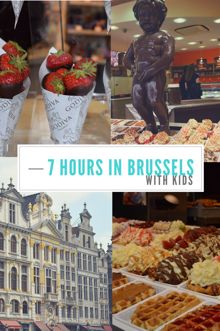 A funny thing happened on the way to Rotterdam, The Netherlands. We got lost in Belgium....   Flying into Brussels airport was a stop on our journey to Rotterdam and a 5 day jaunt around the Netherlands. We decided to make the most of our time in Brussels and discover the city. How much can we do with only 7 hours in Brussels with kids in tow?