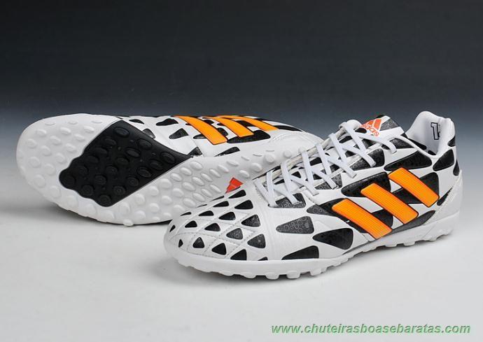 dabb1e7b8b69a TF ADIDAS Nitrocharge 1.0 Preto/Branco/Laranja Masculino comprar chuteiras  baratas | Futsal adidas | Chuteiras baratas, Chuteiras e Adidas