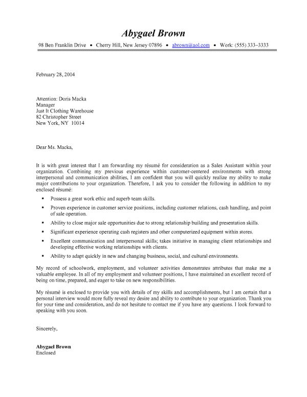 25+ unique Cover letter sample ideas on Pinterest Cover letters - how to write a resume letter