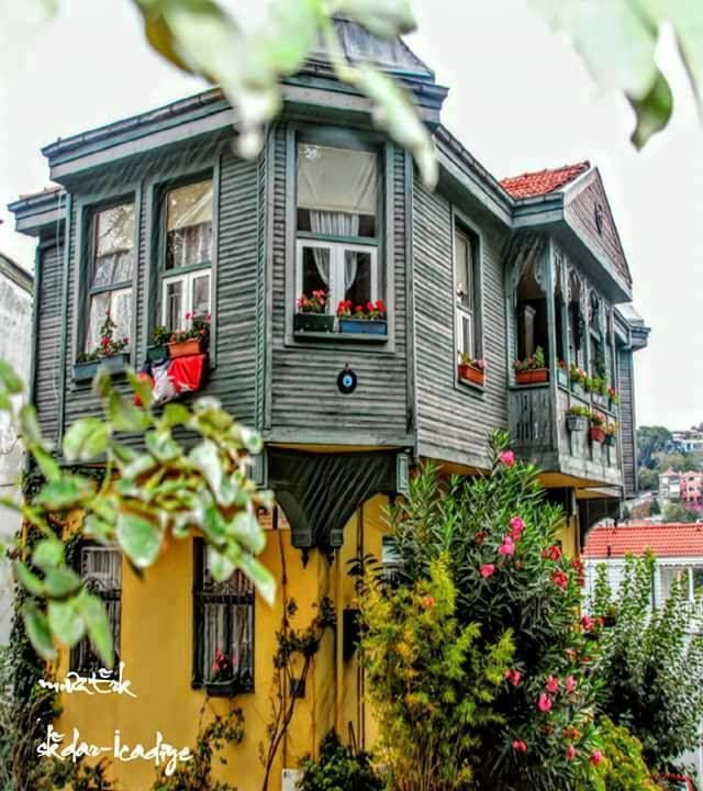 Old House In Istanbul