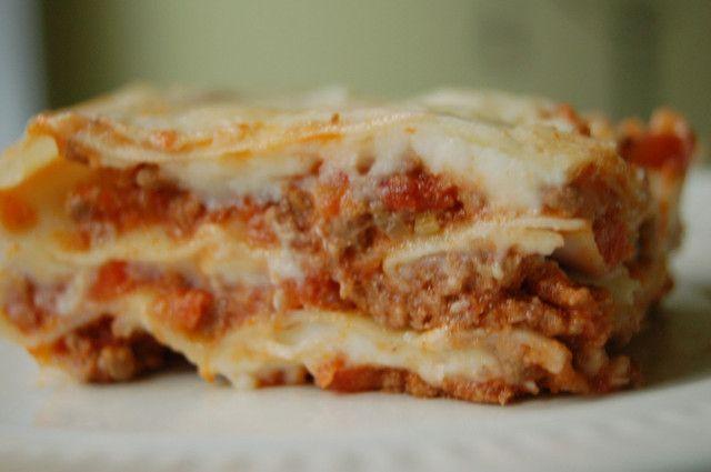 Mis recetas - Blog: Las 10 mejores recetas de lasaña o lasagna