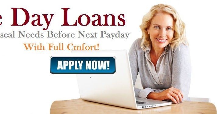 Same Day Loans  Make Any Day Your Payday Ahead Of Actual Payday