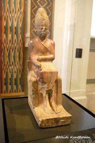 Posąg Chasechemui z Hierakonpolis